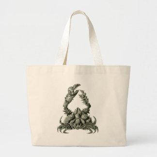 Rubble Crab Canvas Bag