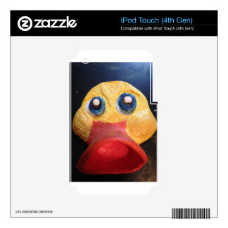 Rubby Ducky iPod Touch 4G Skin
