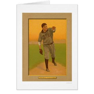 Rube Waddell Browns Baseball 1911 Card