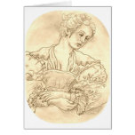 Rubens Girl Cards