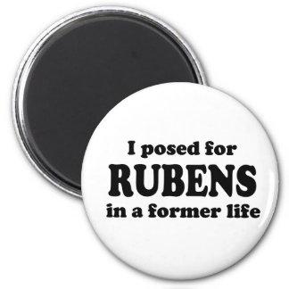 Rubens Model Magnet