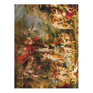 Rubens, Peter Paul Venusfest um 1635 c. 1635 Techn Post Cards