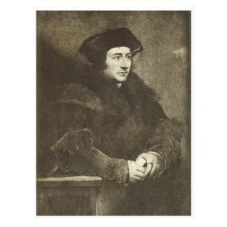 Rubens  Retrate de Tomas More Postcard