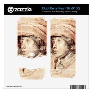 Rubens Son Nicholas by Paul Rubens Decal For BlackBerry