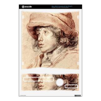 Rubens Son Nicholas by Paul Rubens Xbox 360 S Console Skin