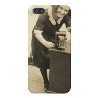 Rubenstein with Folding Camera iPhone Case