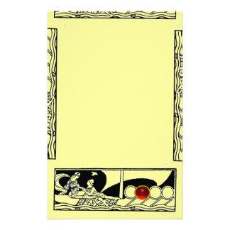 RUBÍ ANTIGUO 2 del AMOR, amarillo claro Papeleria De Diseño