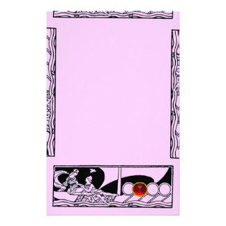RUBÍ ANTIGUO 2 del AMOR, rosado Papelería De Diseño