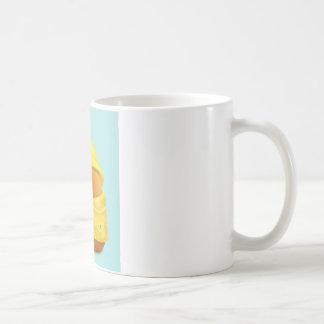 Rubí del impermeable taza