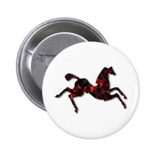 Rubí y cenizas de los caballos salvajes 21 pin