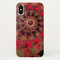 Rubies & Gold iPhone Case-Mate