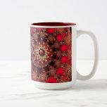 Rubies & Gold Mug