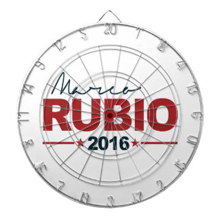RUBIO 2016 CAMPAIGN SIGN -.png Dartboard With Darts