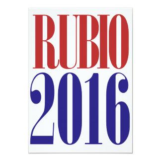Rubio 2016 card