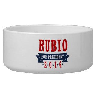 RUBIO 2016 CERTIFIED RIBBON -.png Dog Food Bowls