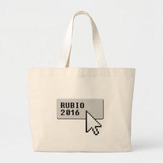 RUBIO 2016 CURSOR CLICK -.png Tote Bags