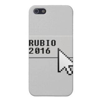 RUBIO 2016 CURSOR CLICK -.png Cases For iPhone 5