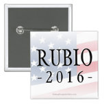 Rubio 2016, Marco for President Button