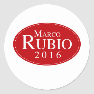 RUBIO 2016 OVALESQUE -.png Stickers