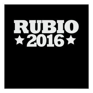 Rubio 2016 poster