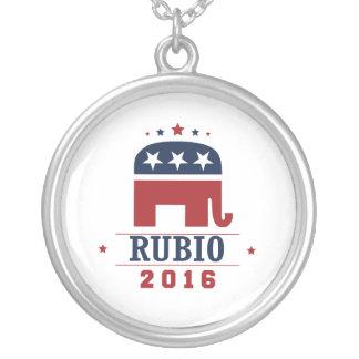 RUBIO 2016 ROCKWELL - .PNG PENDIENTE PERSONALIZADO