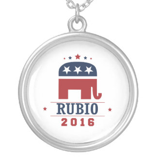 RUBIO 2016 ROCKWELL - png Personalized Necklace