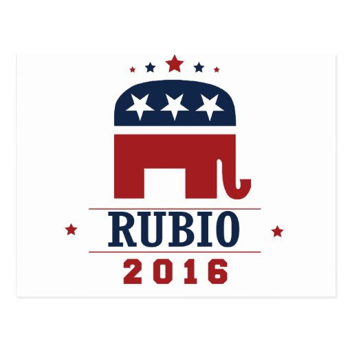 RUBIO 2016 ROCKWELL - .PNG POSTAL