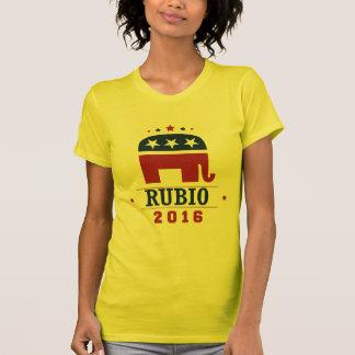 RUBIO 2016 ROCKWELL - png Tshirt
