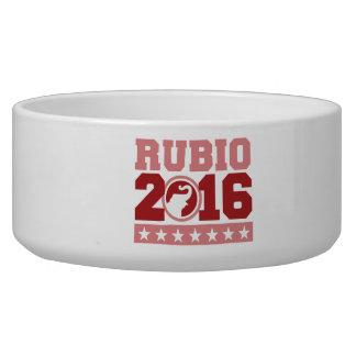 RUBIO 2016 ROUND ELEPHANT -.png Dog Food Bowls
