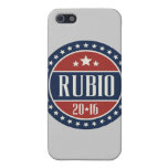 RUBIO 2016 STARCIRCLE -.png iPhone 5 Covers