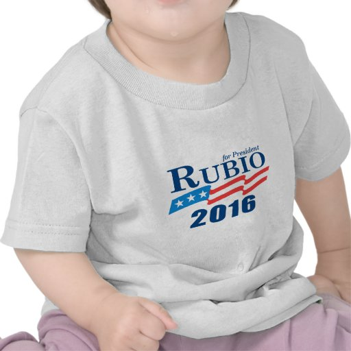 Rubio 2016 t shirts