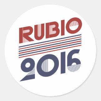 RUBIO 2016 VINTAGE STYLE -.png Sticker
