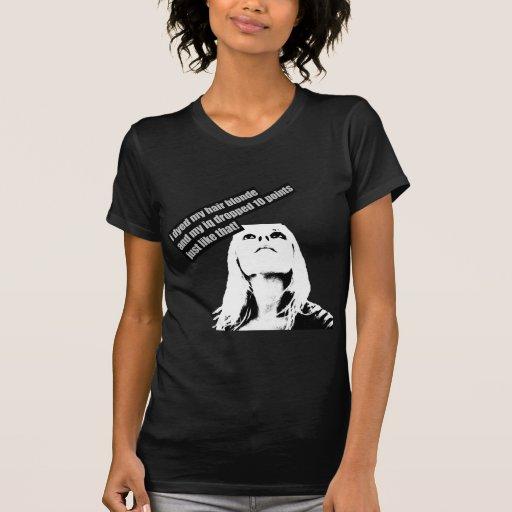 Rubio Camisetas