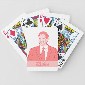 Rubio Cartas De Juego