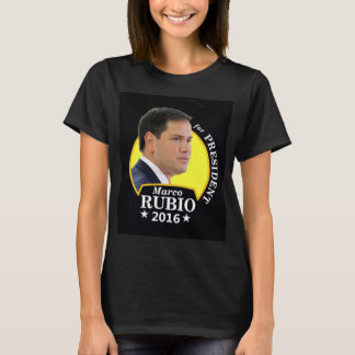 Rubio for President 2016 T-Shirt
