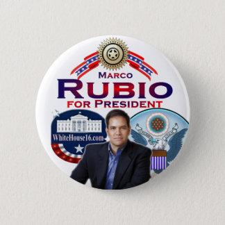 Rubio for President Button