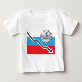 Ruble is in Trouble Baby T-Shirt