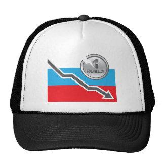 Ruble is in Trouble Trucker Hat