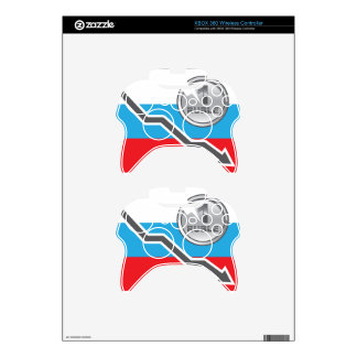 Ruble is in Trouble Xbox 360 Controller Skins