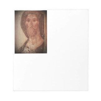 Rublev Jesus Christ Note Pad