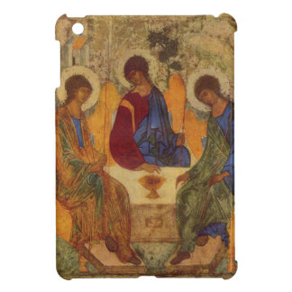 Rublev Trinity at the Table Cover For The iPad Mini