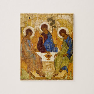 Rublev Trinity at the Table Jigsaw Puzzle
