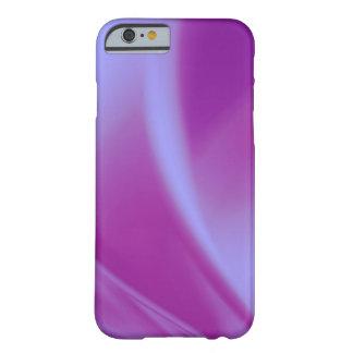 Rubor de la púrpura funda para iPhone 6 barely there