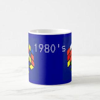 Rubrikskube 1980 coffee mug