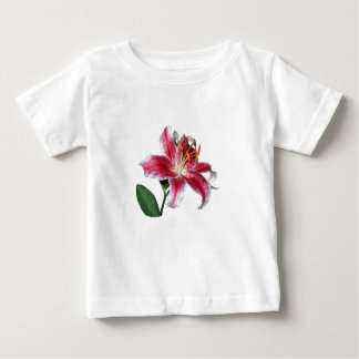 Rubrum Lily Baby T-Shirt
