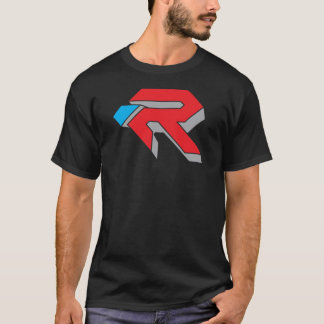 RUBY 3D - RED & BLUE T-Shirt