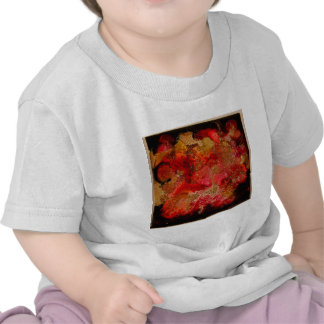 Ruby and Onyx Geode Collection T Shirts