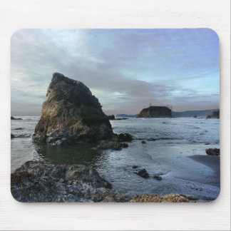 Ruby Beach in Olympic National Park Mouse Pad