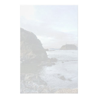 Ruby Beach in Olympic National Park Stationery