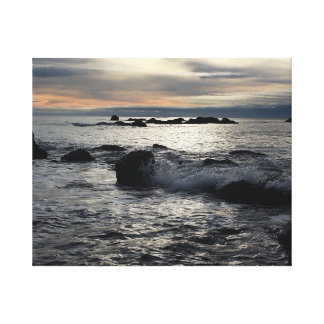 Ruby Beach Olympic National Park Canvas Print